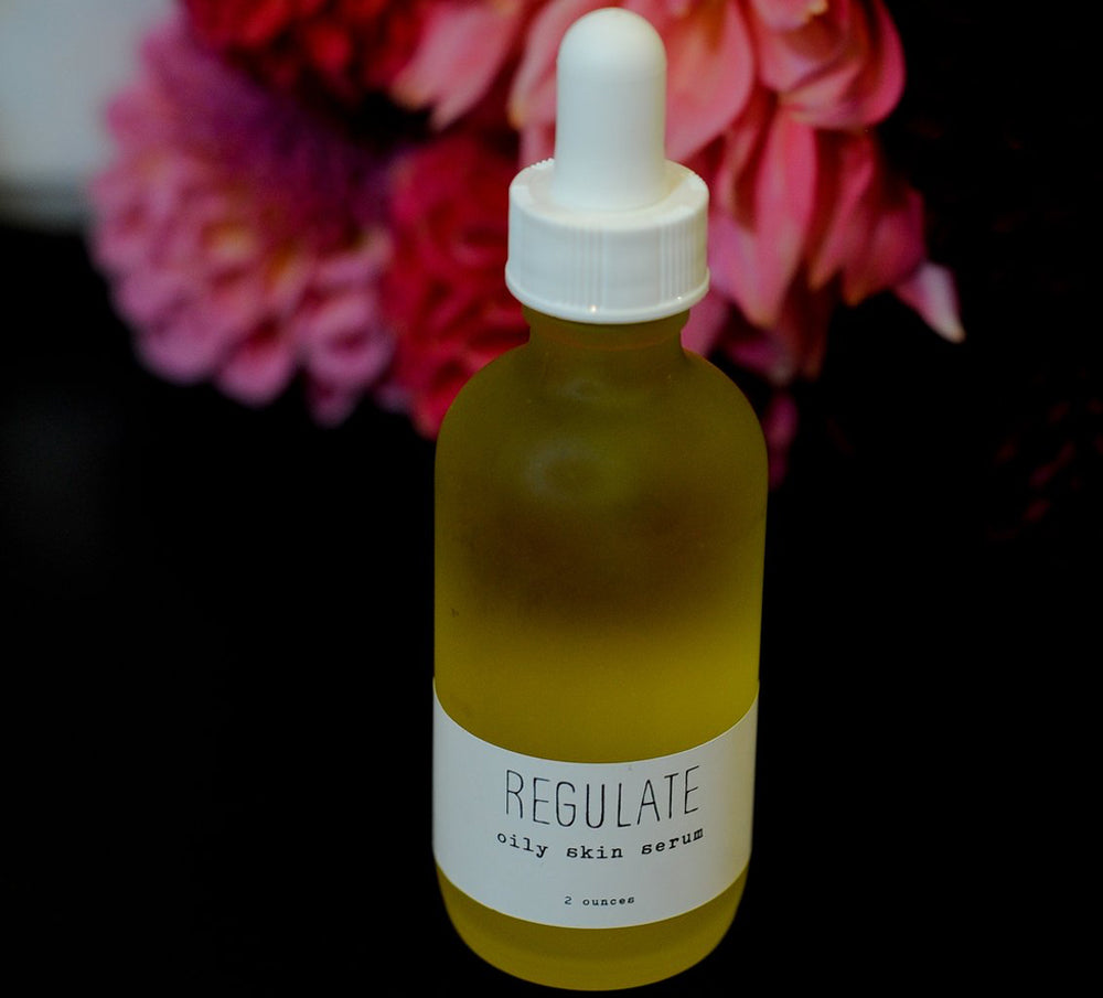 "Oily Skin Serum ""Regulate"""