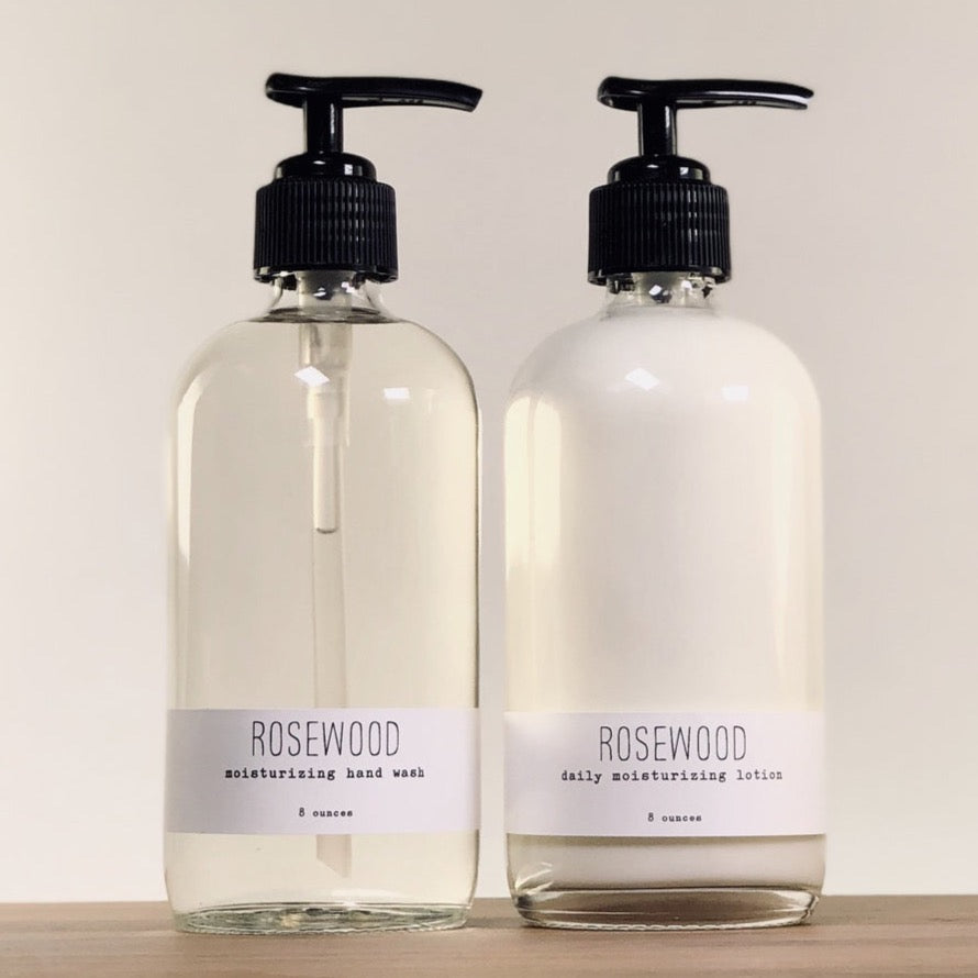 Rosewood Hand Soap