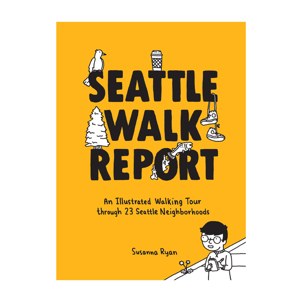 Seattle Walk Report (Book)