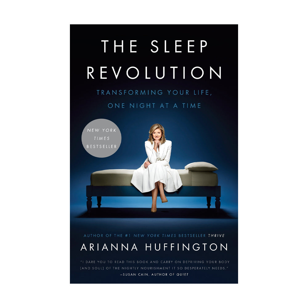 The Sleep Revolution Hardcover (Book)