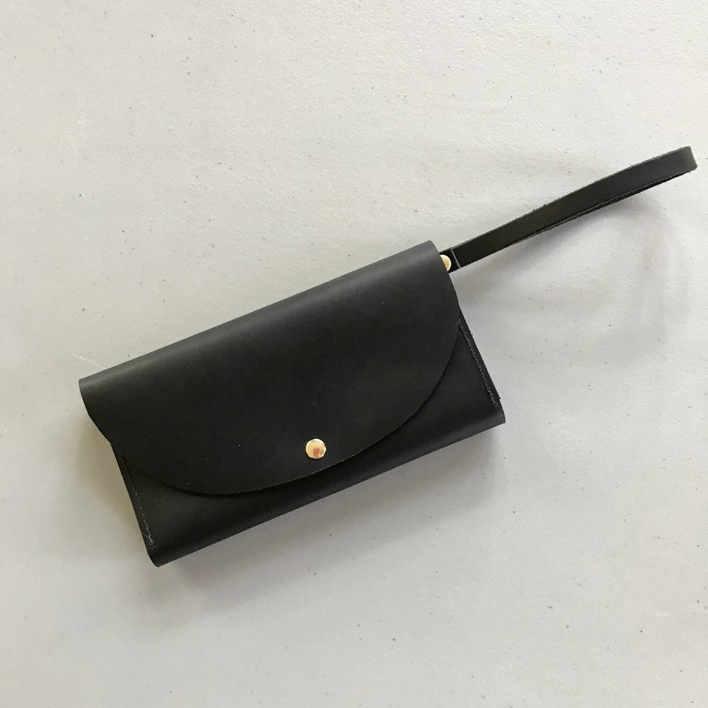 Snap Clutch Wallet