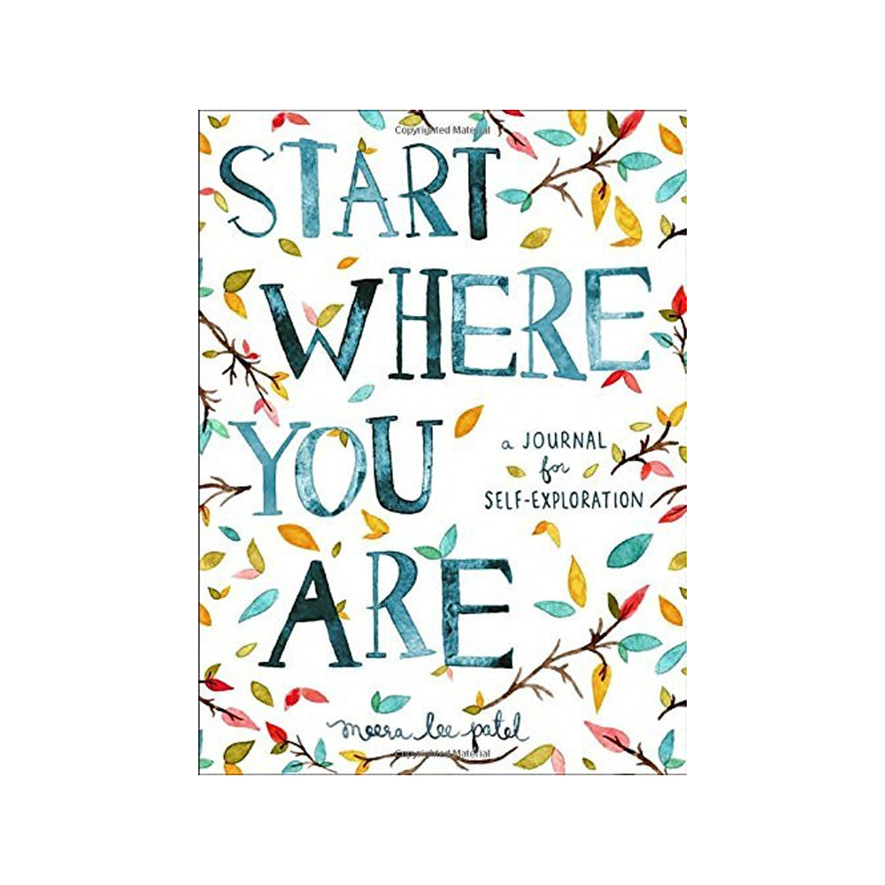 Start Where You Are (Book)