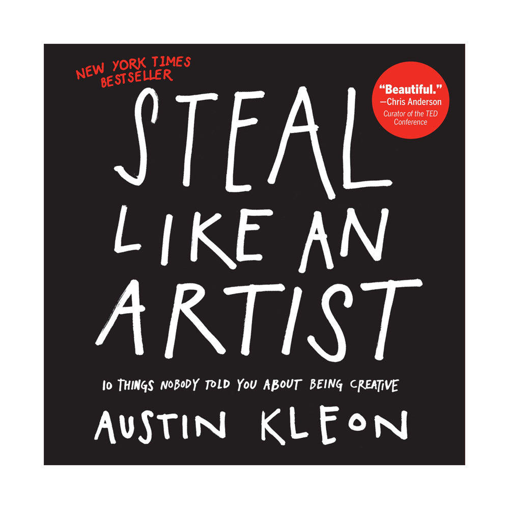 Steal Like An Artist (Book)