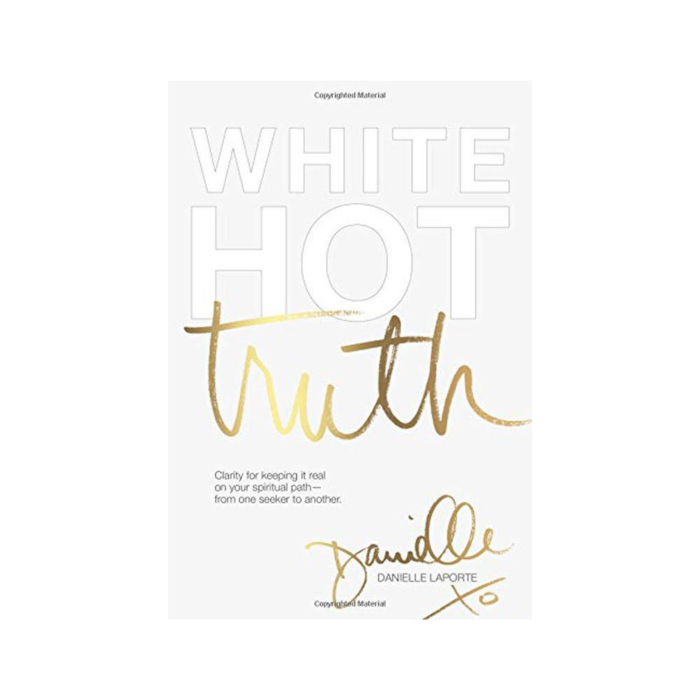 White Hot Truth (Book)