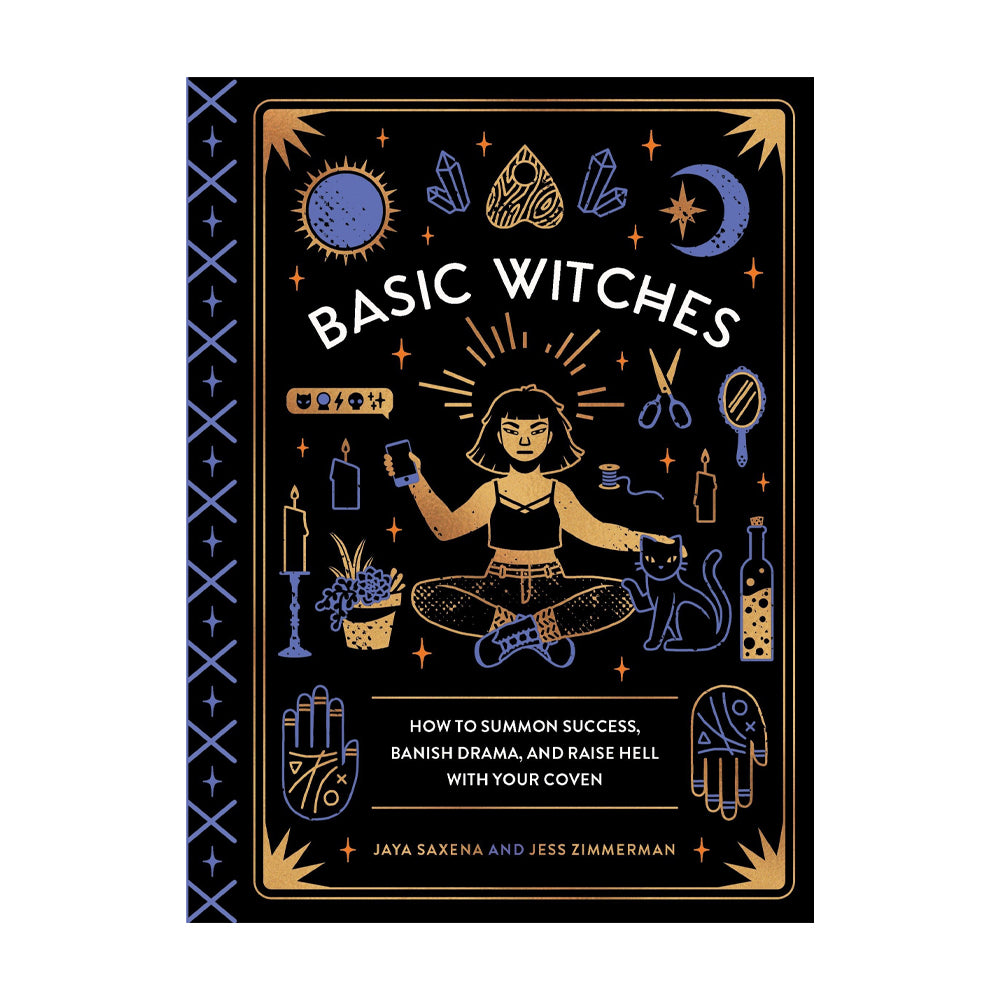 Basic Witches (Book)