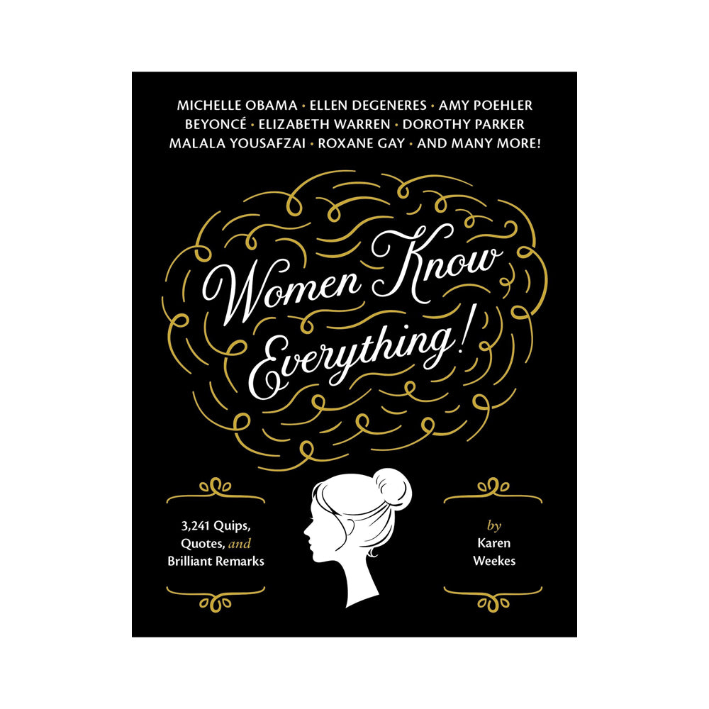 Women Know Everything (Book)