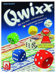 NSV QWIXX Dice Game, Multicolour