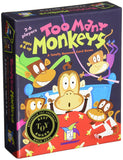 Gamewright Too Many Monkeys Game