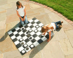 Traditional Garden Games Garden Draughts