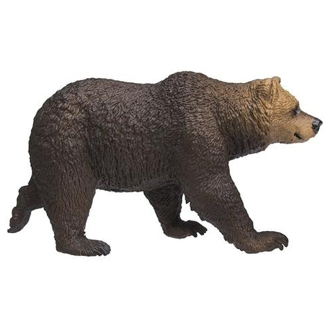 Safari North American Wildlife Grizzly Bear Miniature