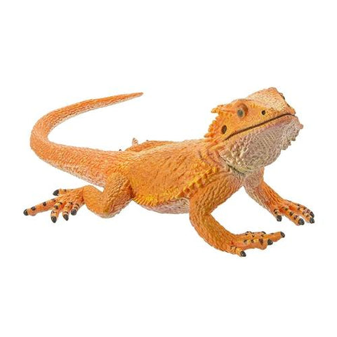 Safari Incredible Creatures Bearded Dragon Miniature