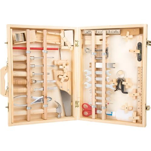 Legler Deluxe Children's Toolbox