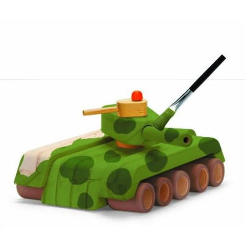 Fiesta Crafts Build A Tank Craft Kit