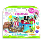 Fiesta Crafts Pirates Stickabouts