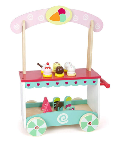 Small Foot 11065 Ice Cream Cart