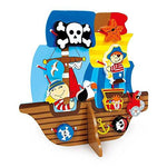 Legler Threading Pirate Ship