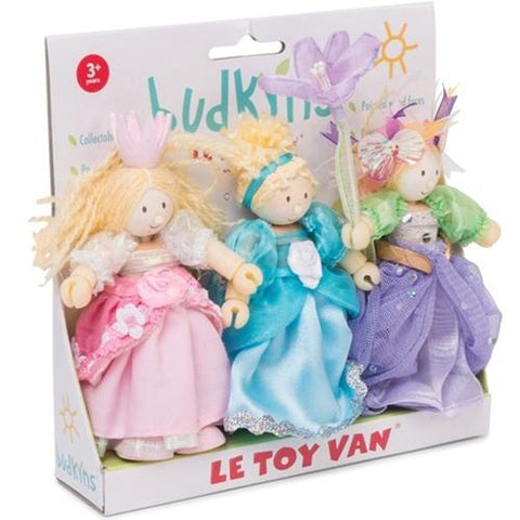 Le Toy Van Budkin Sets Princess