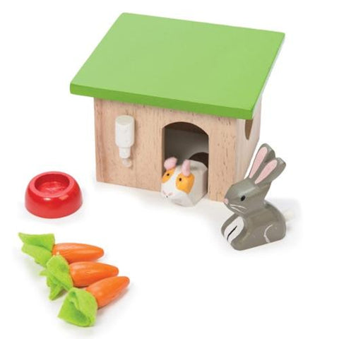 Le Toy Van Dollhouses Vegetable Garden