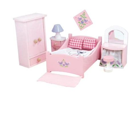 Le Toy Van Dollhouses Sugar Plum Bedroom