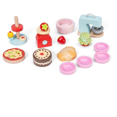 Le Toy Van Dollhouses Make & Bake Kitchen Accesory Pack