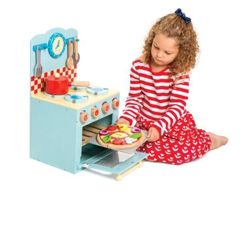 Le Toy Van Honeybake Wooden Oven and Hob