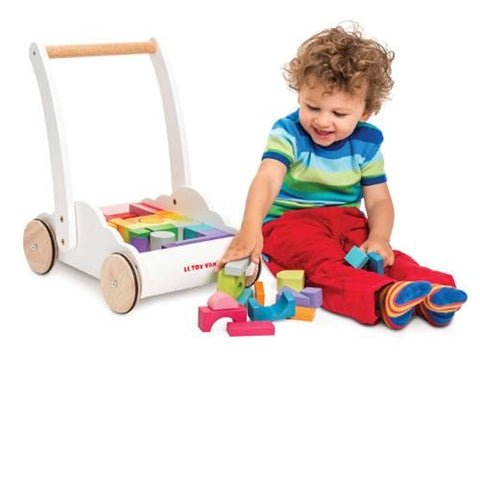 Le Toy Van Rainbow Coud Walker