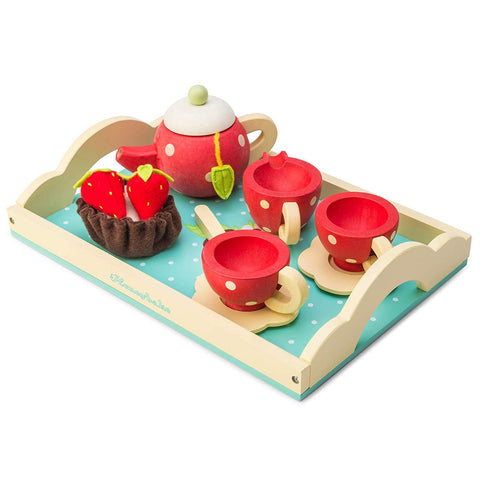 Le Toy Van Honeybake Wooden Tea Set