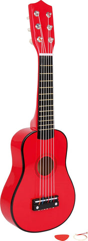 "Legler ""Red Guitar Musical Toy"