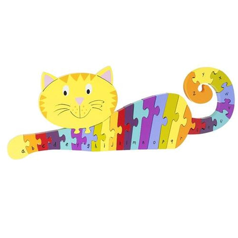Orange Tree Toys Cat Puzzle