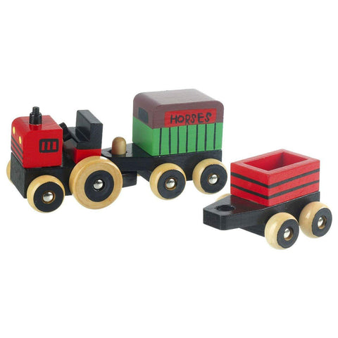 ORANGE TREE TOYS FIRST FARM VEHICLES