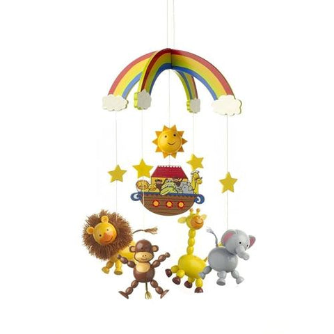 Orange Tree Toys Noah's Ark Mobile