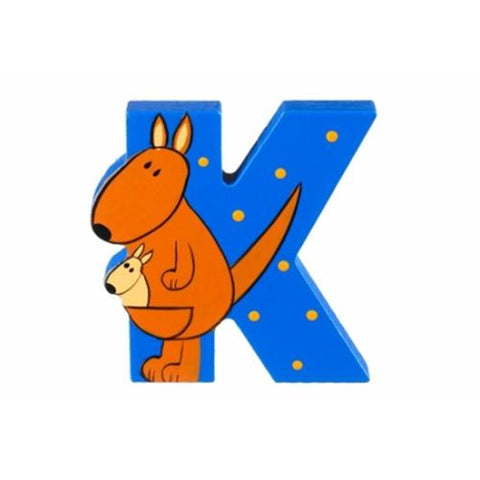 Orange Tree Toys Alphabet Letter K