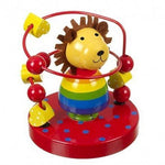 Orange Tree Toys Bead Frame Lion