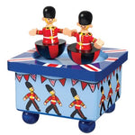 Orange Tree Toys Soldier Music Box