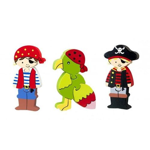 Orange Tree Toys Pirates Puzzle