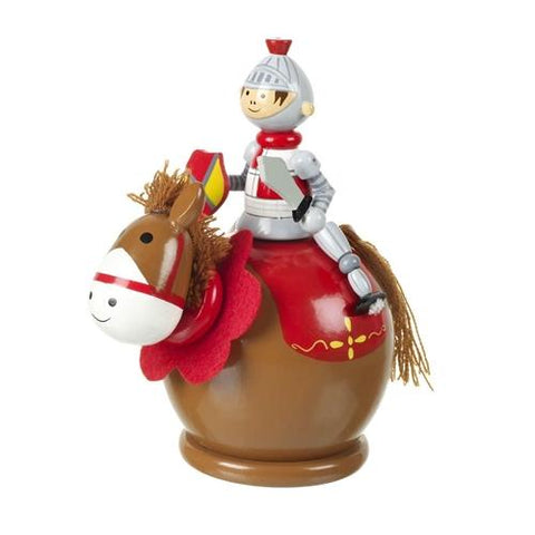 Orange Tree Toys Knight Money Box