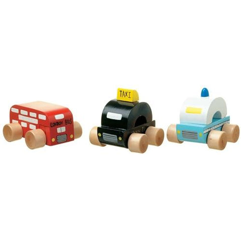 Orange Tree Toys First London Vehicles by Orange Tree