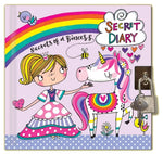 Rachel Ellen Secret Diary Princess and Unicorn
