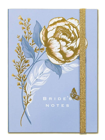 Rachel Ellen Bride's Notes - Powder Blue