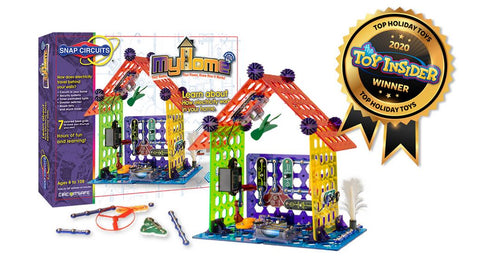 Elenco Snap Circuits My Home Electronics Kit SC-MYH7