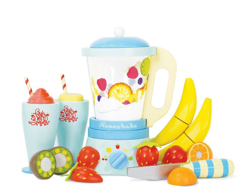 Le Toy Van Honeybake Blender & Fruit Set