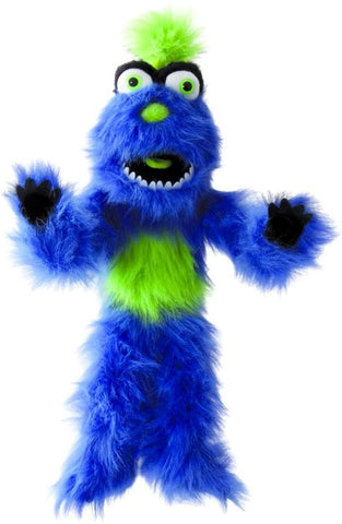 The Puppet Company Blue Monster