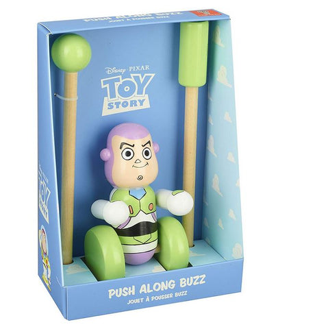 Orange Tree Toys Toy Buzz Push Along