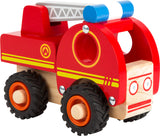 Legler Wooden Fire Engine
