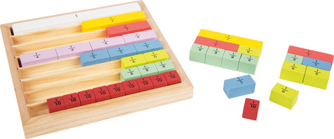 Legler Fractions Bars