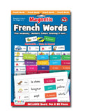 Fiesta Crafts Magnetic French Words