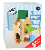 Legler House of Locks Preschool Learning Toy