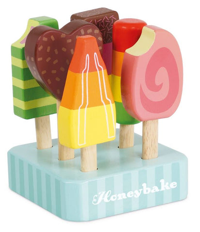 Le Toy Van Ice Lollies & Popsicles
