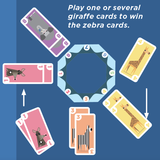 Helvetiq Kariba Game Card