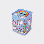 Rachel Ellen Unicorns Money Tin